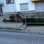 balustrady chodnik